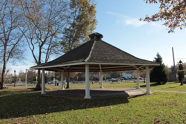 The Kenneth Turrisi Community Band Shell
