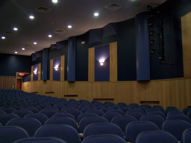 Bethpage High School Auditorium
