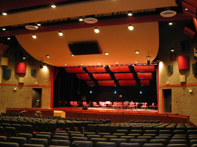 Cold Spring Harbor High School Auditorium