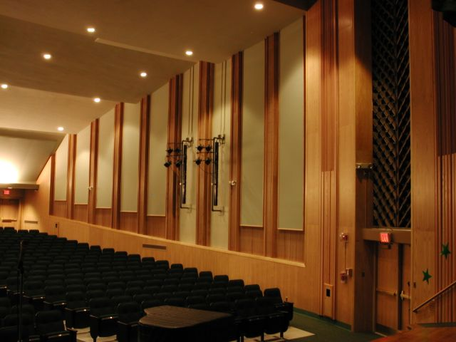 Farmingdale High School Auditorium
