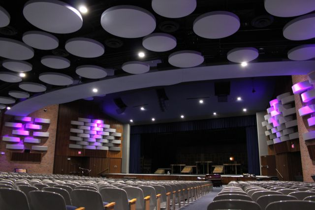 Hauppauge High School Auditorium