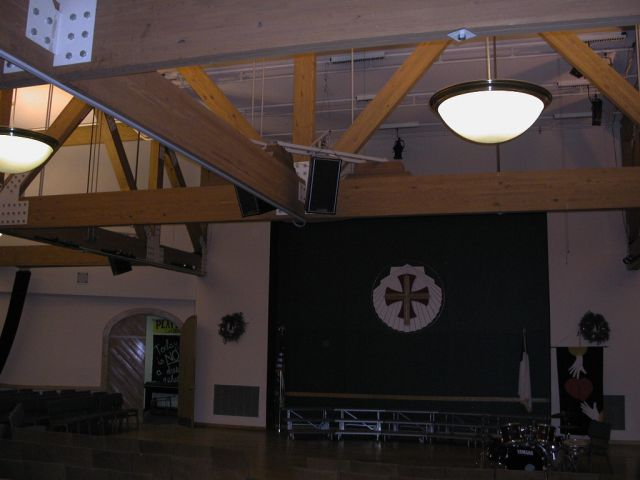 Long Island Lutheran High School Performing Arts Center