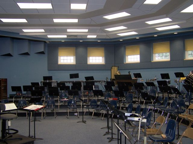 Mattituck High School Music Suite