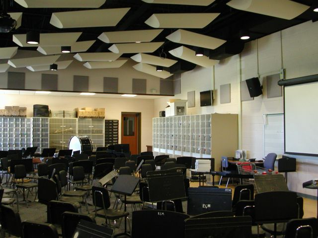 R.C. Murphy Jr. High School Music Suite