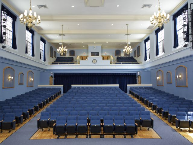 Northern Parkway Elementary School Auditorium