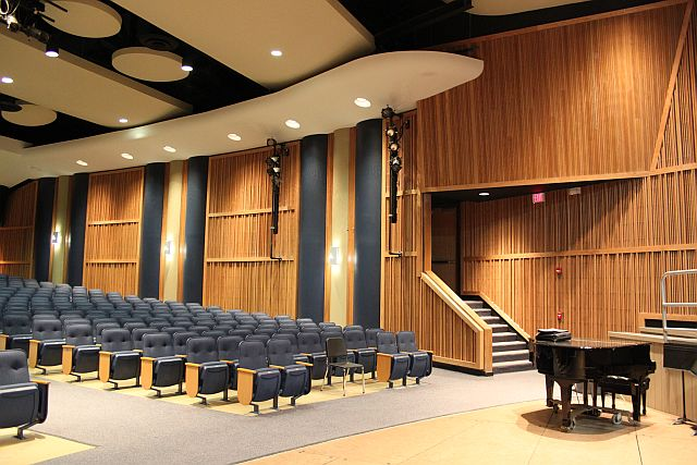 Ward Melville High School Auditorium