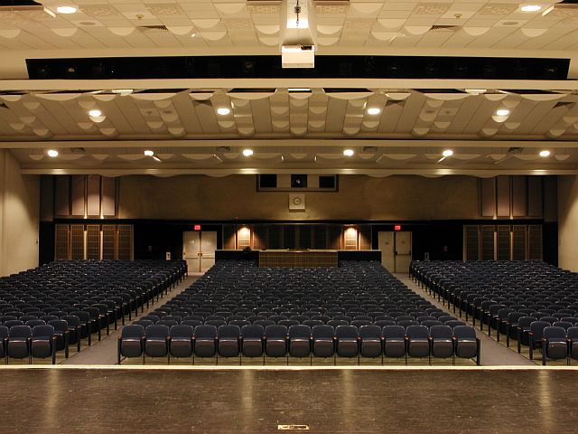 West Islip High School Auditorium