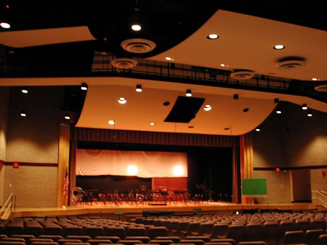 Wisdom Lane Middle School Auditorium